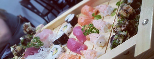 Sushi Teppan 46 is one of Locais curtidos por Markus.