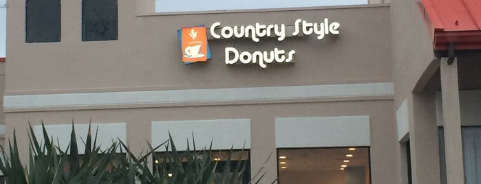 Country Style Doughnuts is one of rva.