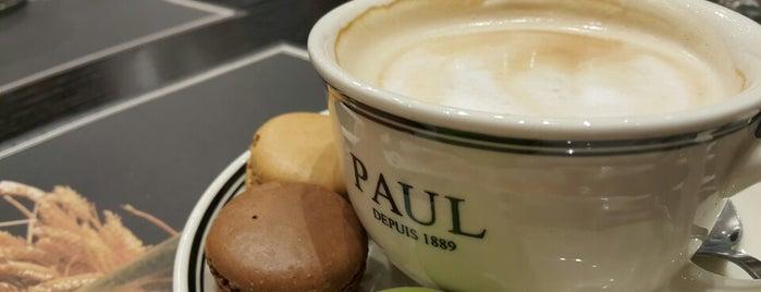 PAUL is one of Posti che sono piaciuti a Samah.