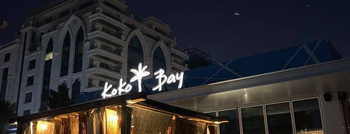 Koko Bay is one of Dubai 2021.
