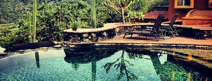 Hostal de la Luz Spa Holistic Resort is one of De viaje! :3.