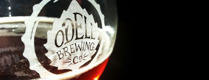 Odell Brewing Company is one of Breweries in the USA I want to visit.