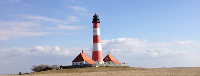Leuchtturm Westerheversand is one of Friesland 2012.
