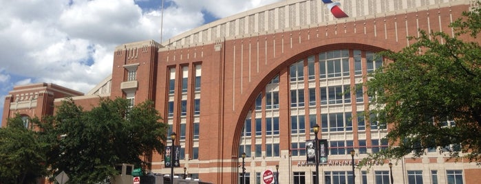 American Airlines Center is one of Pro Stadiums in Texas.