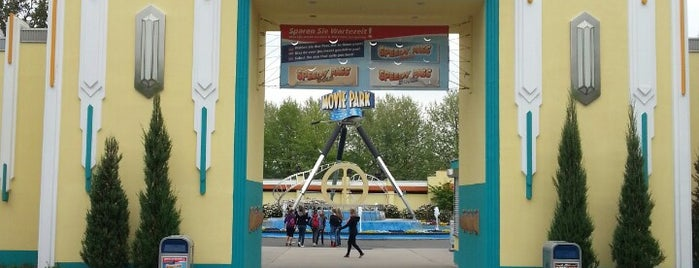 Movie Park Germany is one of Alemania 2014.