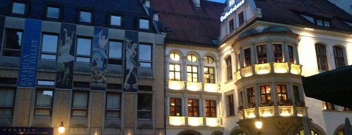 Am Platzl is one of Munich - Haidhausen, Max-, Isar- & Ludwigvorstadt.