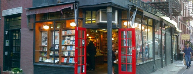 Three Lives & Company is one of Bookstores NYC.