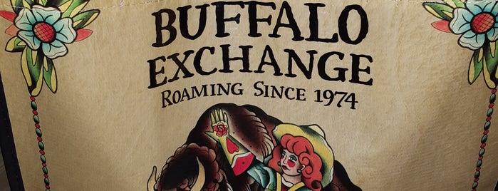 Buffalo Exchange is one of Luis : понравившиеся места.