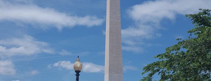 Монумент Вашингтона is one of Luis : понравившиеся места.