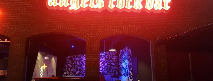 Angels Rock Bar is one of Luis : понравившиеся места.