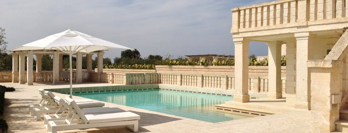 Borgo Egnazia is one of Italia - Estate 2019 Hit List.