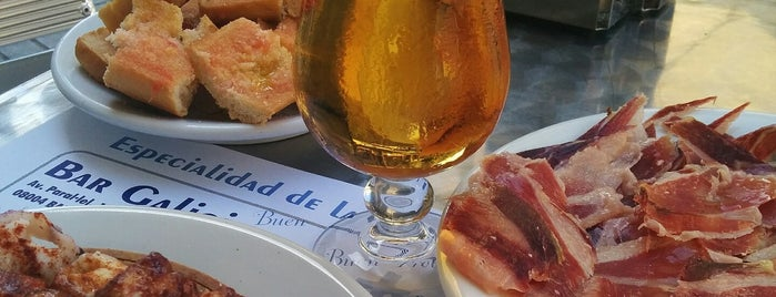Bar Galicia is one of Xavi : понравившиеся места.