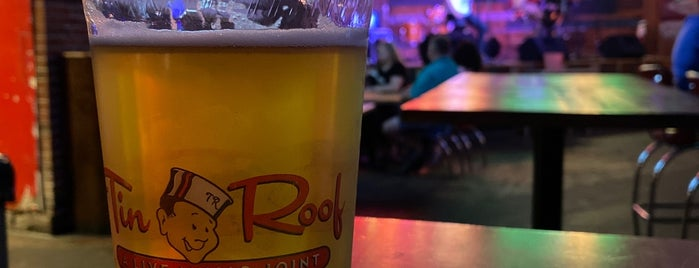 Tin Roof Memphis is one of Memphis Places.