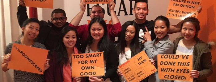 59:59 Room Escape is one of vv: escape rooms / puzzle rooms in nyc.