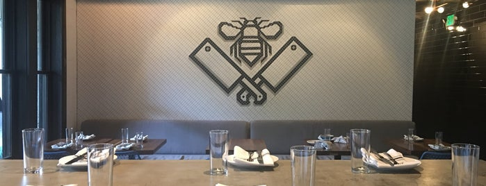 Butcher & Bee is one of For Nashville Visitors.