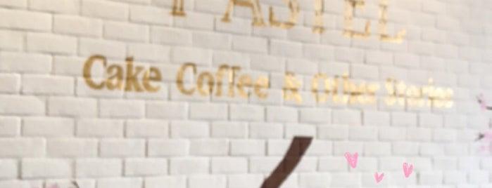 Pastel is one of Tempat yang Disukai Faris.
