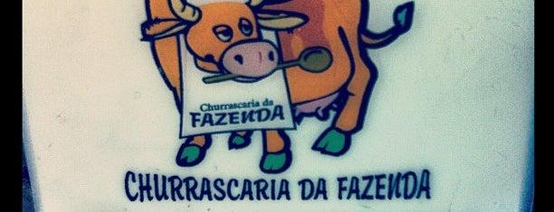 Churrascaria da Fazenda is one of Fábio.