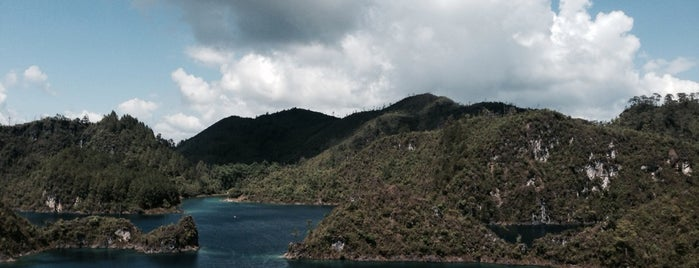 Lagunas De Montebello is one of Maríaさんのお気に入りスポット.