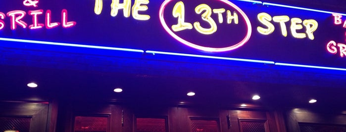 The 13th Step is one of Absolute Worst Bars in NYC.