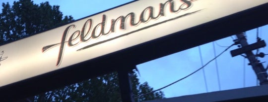 Feldman's is one of Melbourne's Bars, Pubs, Lounges.