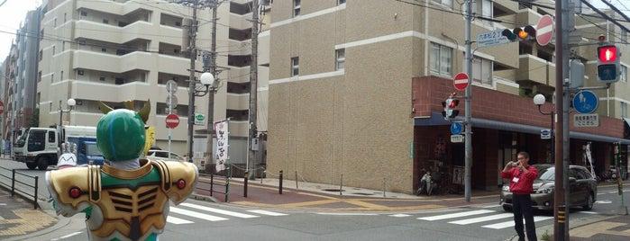 六本松2丁目交差点 is one of G-Spots.