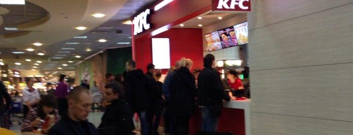 KFC is one of Max'ın Beğendiği Mekanlar.