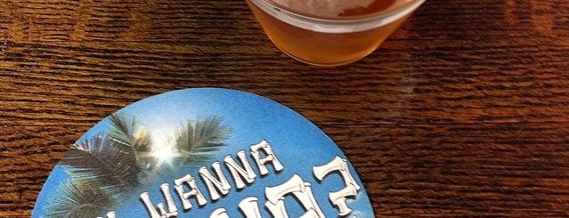 Ohana Brewing Co. is one of LA Food.