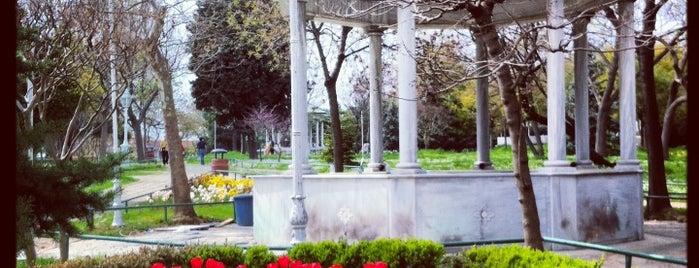 Fenerbahçe Parkı is one of Istanbul - Turkey.