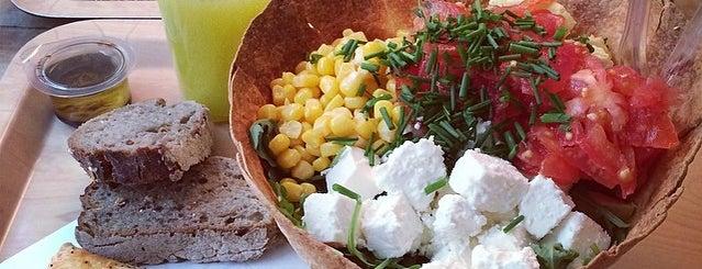 Vert Midi is one of Healthy & Veggie Food in Paris.