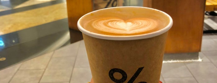 % ARABICA is one of Dubai's must places.