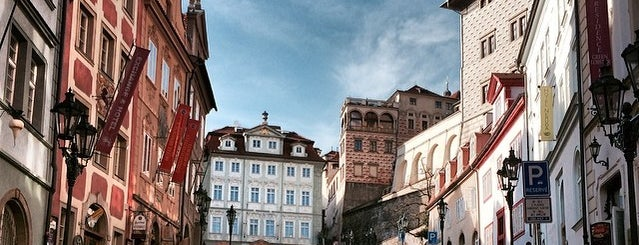 Nerudova is one of Prag - Must see.