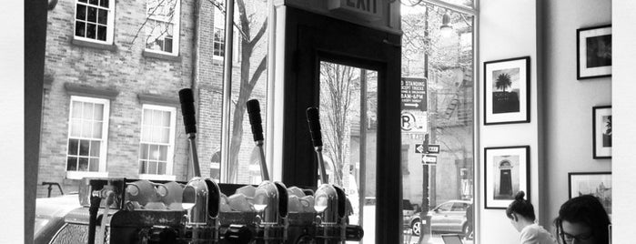 Cafe Minerva is one of West Village.