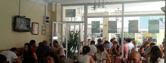 Zeytin Dalı Lezzet Dünyası is one of Lieux qui ont plu à Evrim.