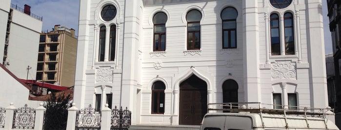 Synagouge is one of Gezelim-Görelim.
