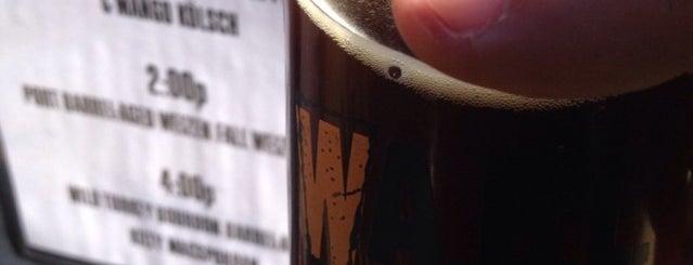 Washington Brewers Festival is one of Lieux qui ont plu à Daniel.