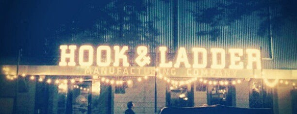 Hook & Ladder Manufacturing Co. is one of California Fun Times.