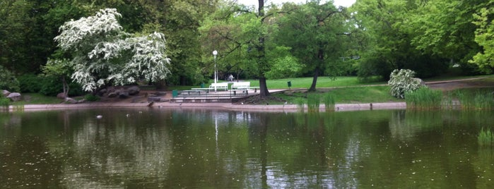 Park Wilsona is one of Poznan #4sqcity by Luc.
