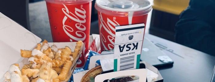 Terminal Burger is one of Restaurants.