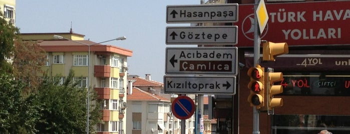 Acıbadem Dörtyol is one of Ugur e..