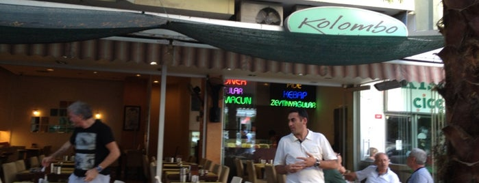 Kolombo Restaurant is one of Istanbul.