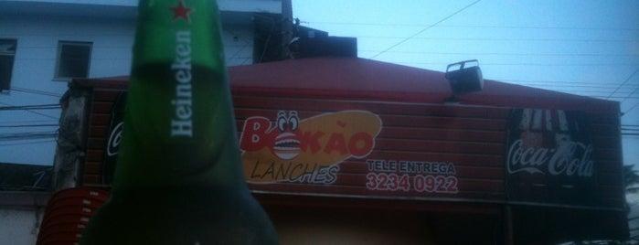 Bokão Lanches is one of Lugares que já dei checkin.