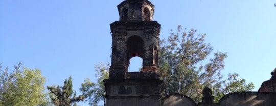 Plaza de la Conchita is one of Vecindario Coyoacan Centro.