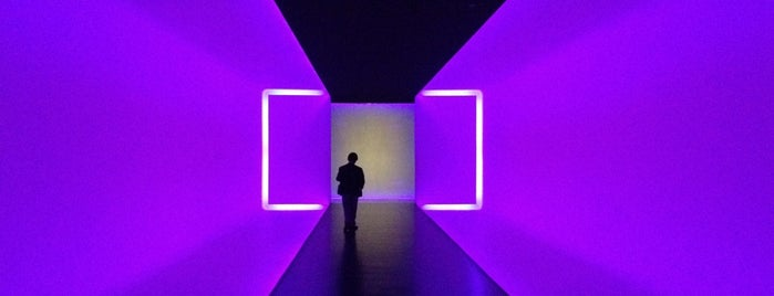 Museum of Fine Arts Houston is one of James Turrell World Tour.