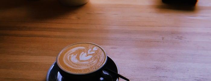 Stars Coffee is one of Riga.