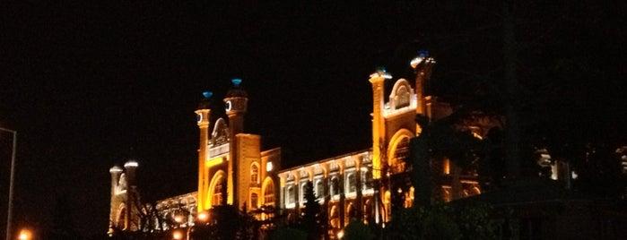 Haydarpaşa Sultan Abdülhamid Han Eğitim ve Araştırma Hastanesi is one of Genel Liste.