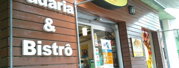 Padaria Suíça is one of Ticket Restaurante.