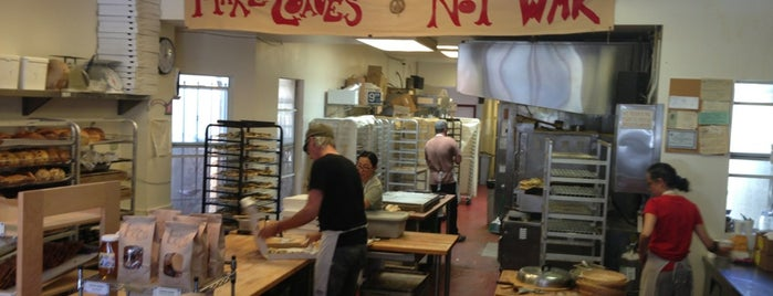 Arizmendi Bakery is one of The Best of San Francisco!.