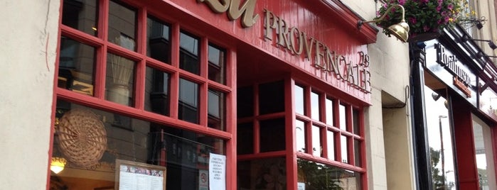 Pizza Provencale is one of Bristol.