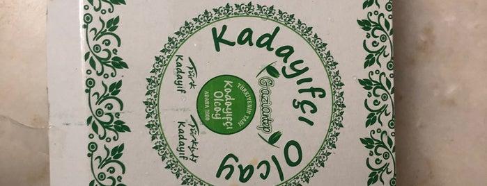 Kadayıfcı Olcay is one of Locais salvos de Aydın.