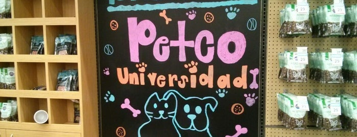 Petco is one of Orte, die Sandybelle gefallen.